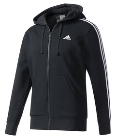 "Herren Sweatjacke mit Kapuze ""Essentials 3S FZ Hood Fleece"""