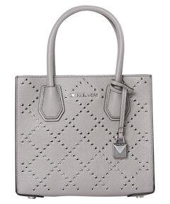 "Damen Handtasche ""Mercer Grommeted Leather"""