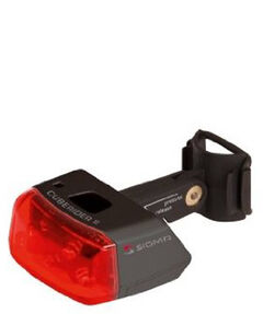 Fahrrad Rücklicht Cuberider II LED schwarz