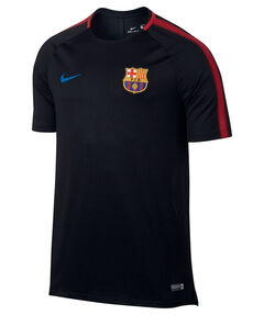 "Herren Fußballshirt ""Breathe Squad FC Barcelona"" Kurzarm"