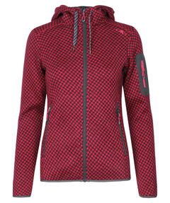 "Damen Fleecejacke ""Woman Fix Hood Jacket"""