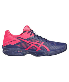 "Damen Tennisschuhe Outdoor ""Gel Solution Speed 3 Clay"""
