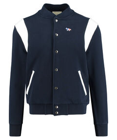 "Herren Collegejacke ""Teddy Tricolor Fox"""