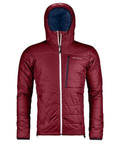 "Herren Isolationsjacke / Wintersportjacke ""Swisswool Piz Bianco Jacket"""