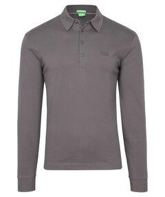 "Herren Poloshirt ""C-Paderna 30"" Regular Fit Langarm"