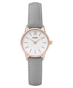 """Damen Uhr """"La Vedette Rose Gold White/ Grey CL 50009"""""""