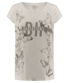 "Damen T-Shirt ""Cozy"" Kurzarm"