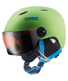 "Kinder Skihelm ""junior visor pro"""