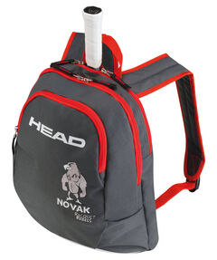 "Kinder Tennisrucksack ""Novak, Rebel & Maria"""