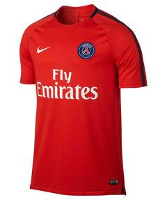 "Herren Fußballshirt ""Breathe Squad Paris Saint-Germain"" Kurzarm"