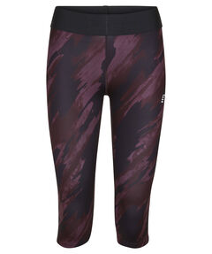 "Damen Lauftights ""Imotion Printed Knee"" 3/4 Länge"