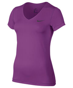 "Damen Trainingsshirt  "" Victory Base Layer V-Neck Training Top"""