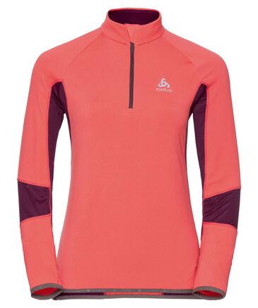 "Odlo - Damen Langlauf-Shirt ""DIOXIDE Midlayer 1/2 zip"""