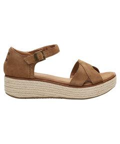 Damen Plateau-Sandale