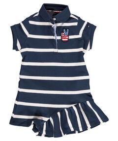 Mädchen Baby-Kleid Kurzarm