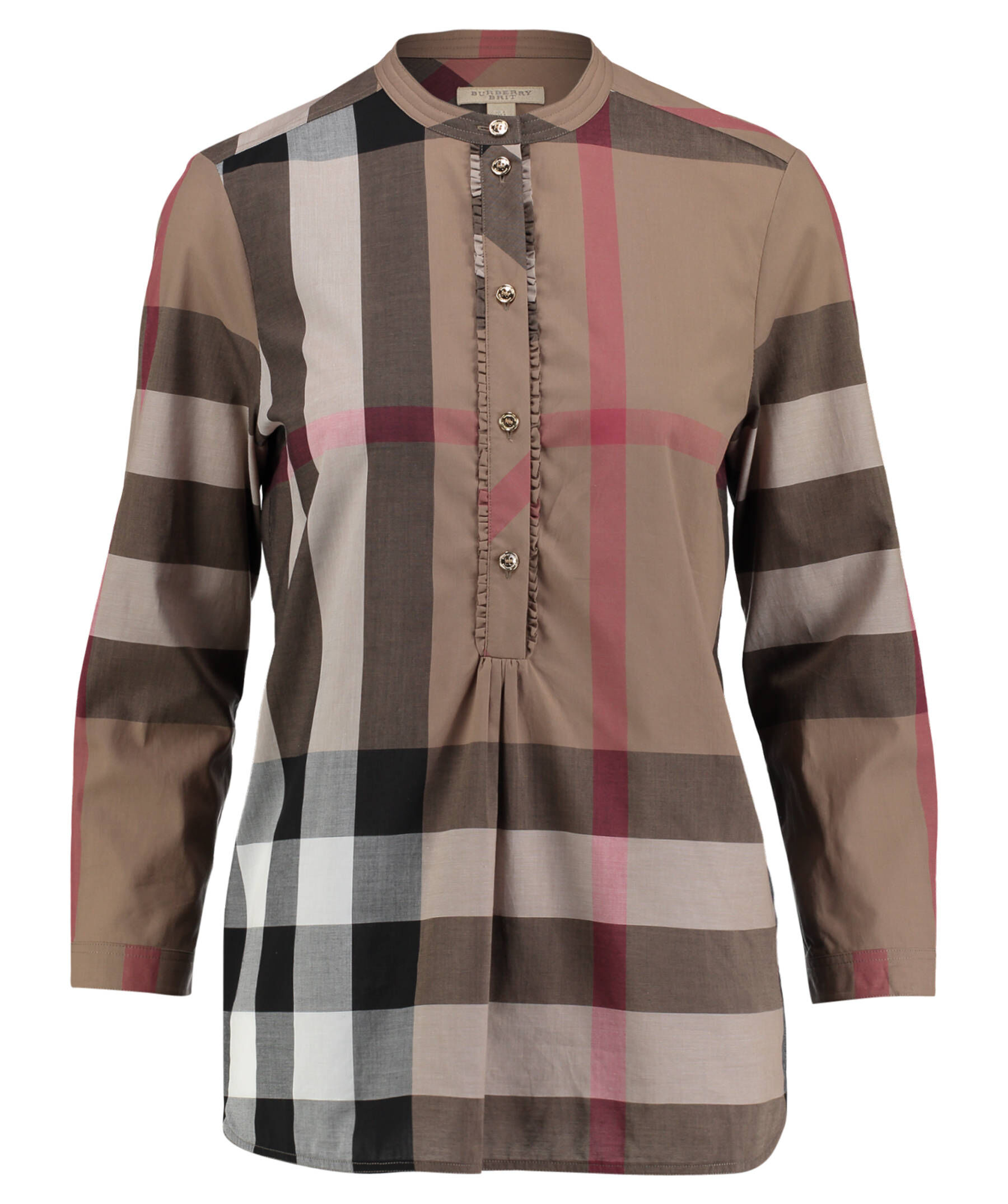 burberry hemd damen