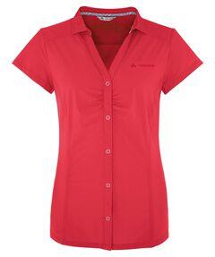 "Damen Trekkingbluse ""Skomer Shirt"" Kurzarm"