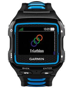 Multisport GPS-Uhr Forerunner 920XT HR schwarz/blau