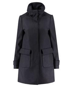 "Damen Mantel ""Carrie Wool Funnel Collar Coat"""