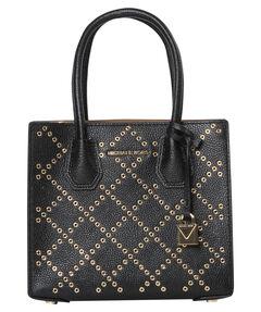 "Damen Handtasche ""Mercer Grommeted Leather """
