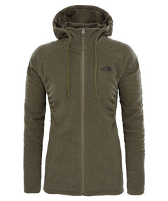 "Damen Fleecejacke ""Women´s Mezzaluna Full Zip Hoodie"""