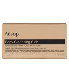 "entspr. 61 Euro / 1 Kilo - Inhalt: 310 g Seife ""Body Cleansing Slab"""