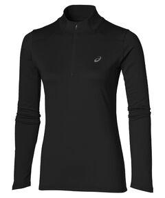 """Damen Laufshirt """"Essential Winter 1/2 Zip Top"""" Langarm"""