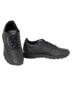 Damen Freizeitschuh - Reebok Classic Leather Black