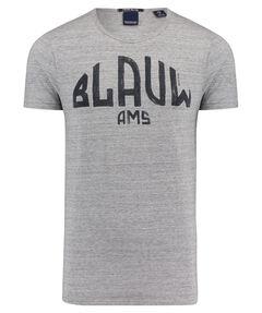 "Herren T-Shirt ""Amsterdams Blau W"""