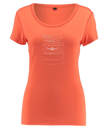 "KAIKKIALLA - Damen Funktionsshirt / Outdoorshirt ""Raila"""