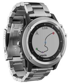 """GPS-Multifunktionsuhr """"Fenix 3 Saphir Titanium"""""""