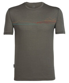 "Herren T-Shirt ""Tech Lite Short Sleeve Crewe"""