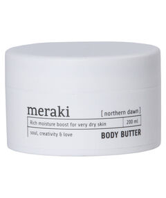 "entspr. 16,45 Euro/ 100 ml - Inhalt: 200 ml Körperbutter ""Body Butter Northern Dawn"""