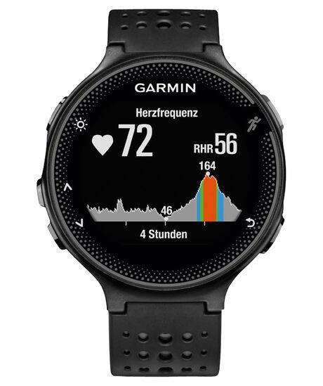 Garmin Herzfrequenz-/GPS-Uhr  Forerunner 235 WHR schwarz/grau, schwarz/grau