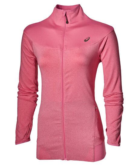 Asics Damen Laufjacke Thermopolis, rosa, Gr. 36