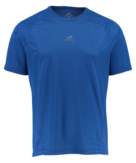 Pro Touch Herren Laufshirt Martin II, blau, Gr. S