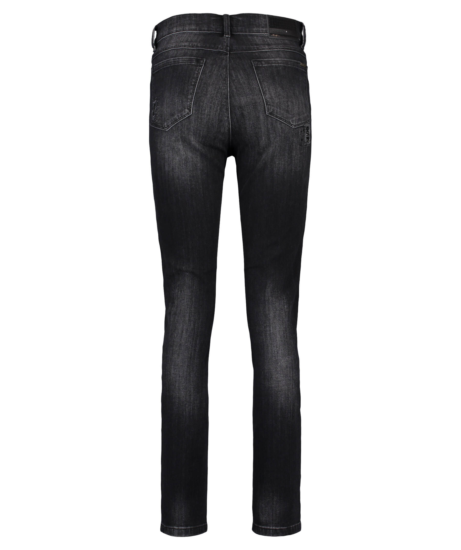 angels damen jeans skinny strass 350 skinny fit schwarz blau ebay. Black Bedroom Furniture Sets. Home Design Ideas