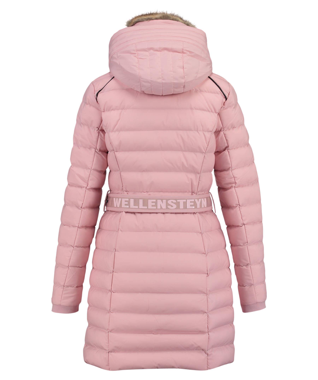 wellensteyn damen mantel abendstern blau rosa ebay. Black Bedroom Furniture Sets. Home Design Ideas