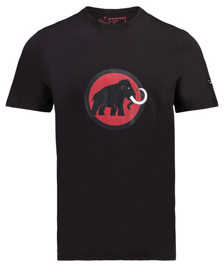 Mammut Herren T-Shirt Logo Men, schwarz, Gr. L