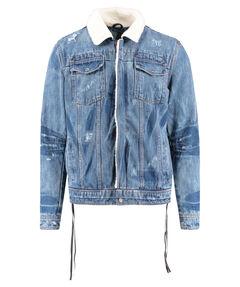 Wie style ich eine Jeansjacke?