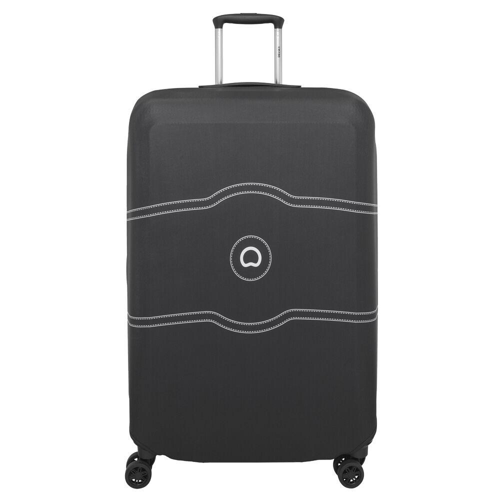 Tn 2016 noir xl delsey for Housse valise