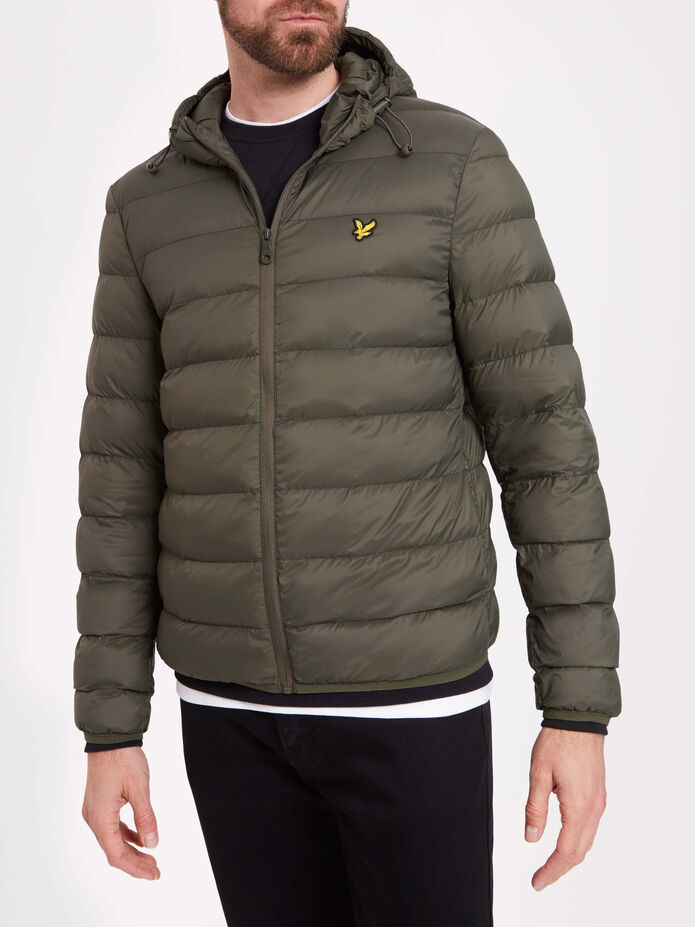 Lightweight Puffer Jacket, , hi-res
