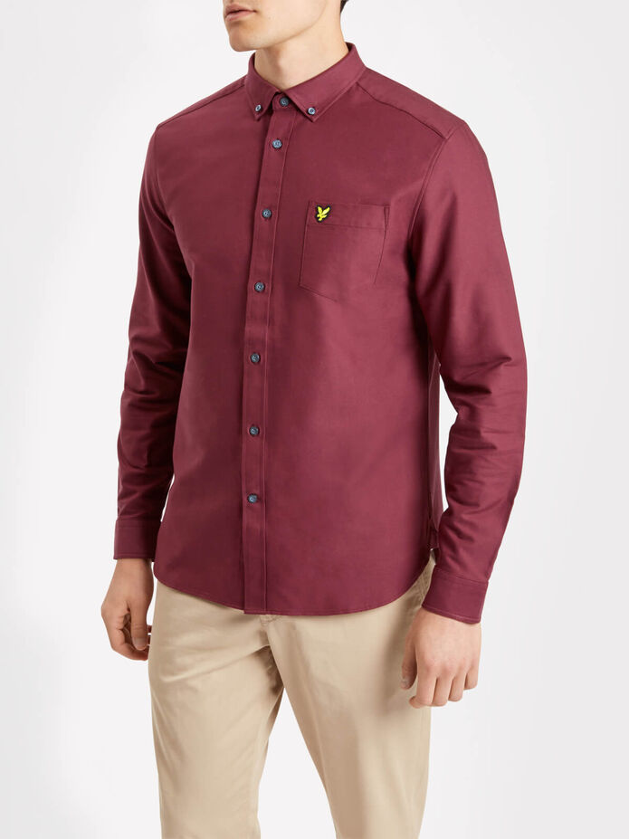 Oxford Shirt, , hi-res