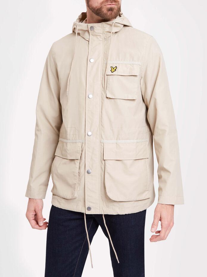 Hooded Jacket, , hi-res