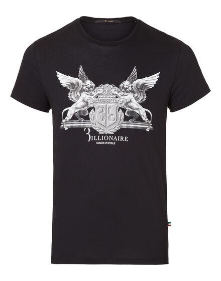 "T-shirt Round Neck SS ""045"""