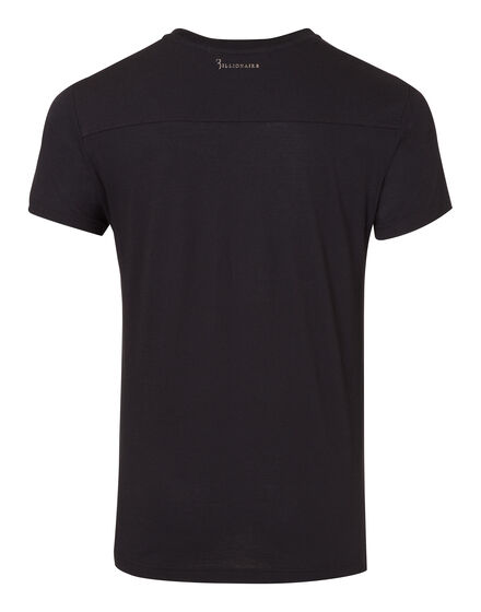 "T-shirt Round Neck SS ""034"""