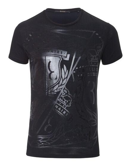 "T-shirt Round Neck SS ""049"""