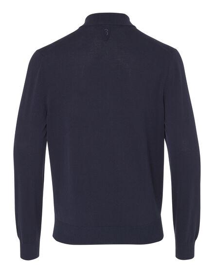 Pullover Polo Neck LS