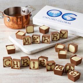 Branded 33 Cup Alphabet Truffles