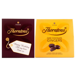 Personalised Gingers Box (268g)